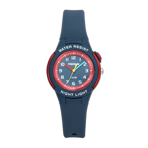 montre freegun kiddo gar 231 on bleu ee5231 boutikenvogue
