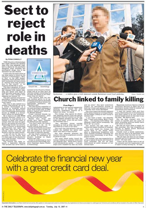 The Sunday Telegraph 2 by Operation Clambake Present The Daily Telegraph