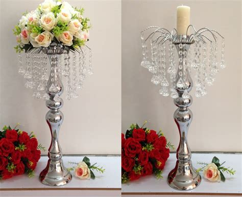 Wedding Decor Flower Candles by Hotel Supplies Wedding Table Decoration