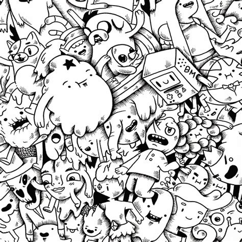 doodle time adventure time doodle on student show