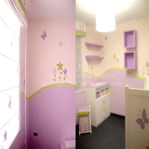 dormitorios con mariposas ideas para decorar el cuarto de