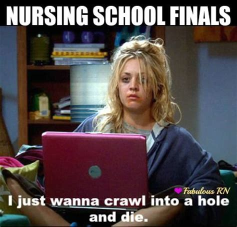 Nursing Finals Meme - best 25 student nurse humor ideas on pinterest nursing