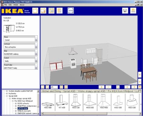 plan your kitchen with roomsketcher roomsketcher blog 3d kitchen planner kitchen cabinet layout software
