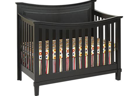 black nursery furniture sets black cribs for babies black crib sets