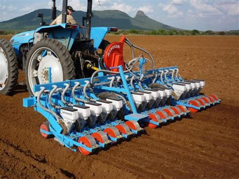 18 Row Planter by Monosem Ms Vegetable And Seed Planters Monotec