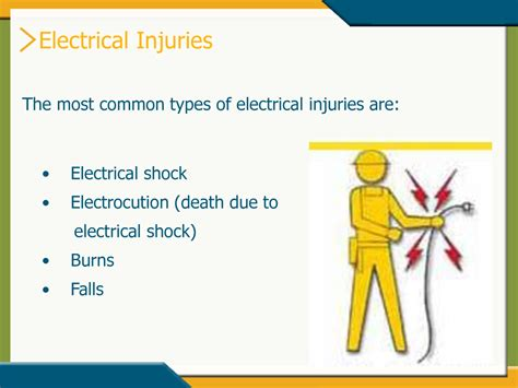 7 Common Style Related Injuries by Electrical Safety Simplebooklet