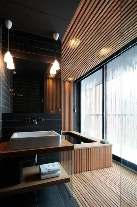 bathroom wood ceiling ideas wood floor ceiling bath coming clean bathrooms pinterest