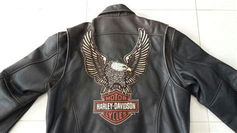 Jaket Kulit Harley Davidson Jaket Kulit Asli Garut jual beli jaket kulit asli untuk pria model harley davidson original baru jaket pria kulit