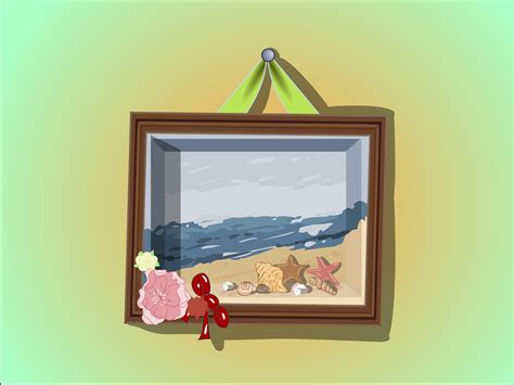How To Make A Paper Shadow Box - how to make a shadow box with pictures wikihow