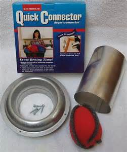 Clothes Dryer Vent Connections Connector Metal Clothes Dryer Venting System Safe