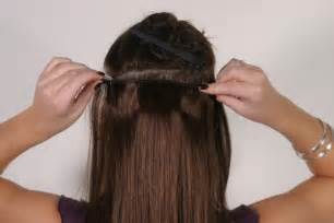 hair clip extensions instant hair length with clip in hair extensions
