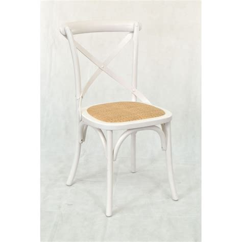 white cafe chairs buy a stylish white bentwood dining or bistro chair
