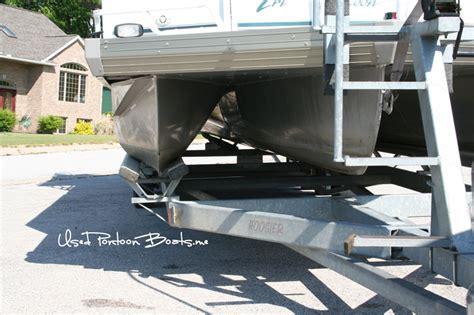 tritoon boat trailer jc tritoon 306