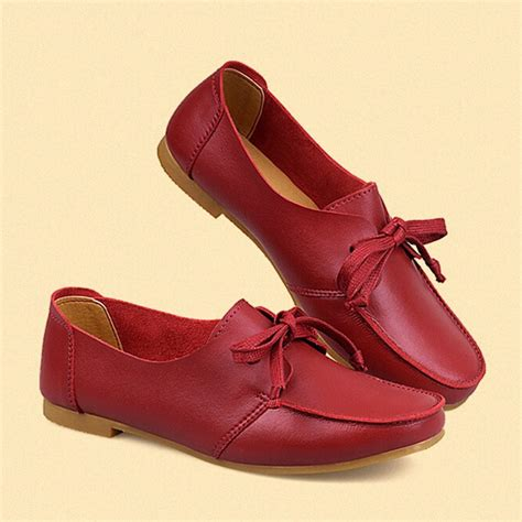 Cowhide Leather Shoes new 2015 flats shoes genuine leather cowhide casual shoes gommini loafers