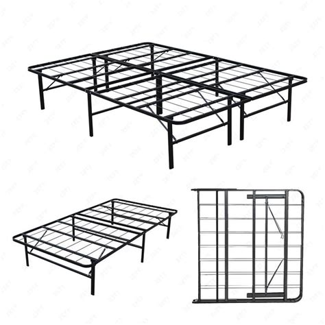 metal bed frame cal king 25 best ideas about metal bed frame on