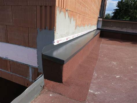 Fensterbank Aus Blech by Flachdach Garage Abdichten Bauforum Auf