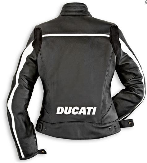 Ducati Motorrad Schwarz by Ducati Dainese Damen Motorrad Lederjacke Schwarz