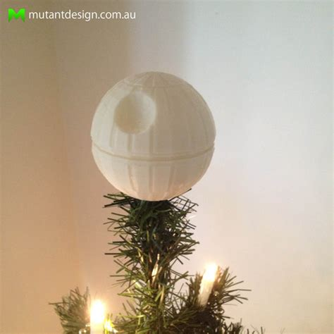 3d tree topper 3d printed tree topper wars by