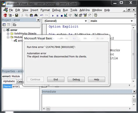 tutorial vba solidworks solidworks api video tutorials 187 free pdf 23 vba errors