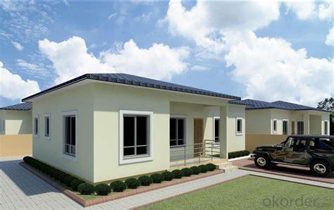 buy economical steel structure prefab villa price size