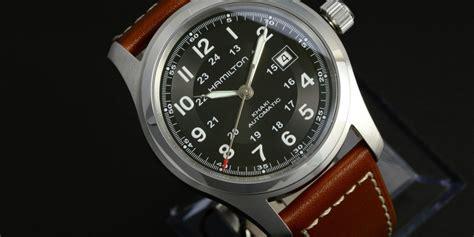 best hamilton watches hamilton khaki field automatic review reviews by wyca