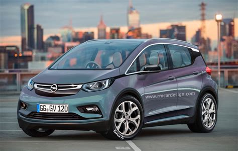 chevrolet opel opel chevrolet bolt ev rendered gm authority