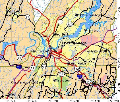 map of chattanooga tn map of chattanooga tn world map 07