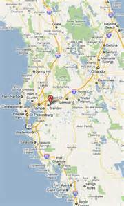 where is valrico florida on a map valrico fl pictures posters news and on your