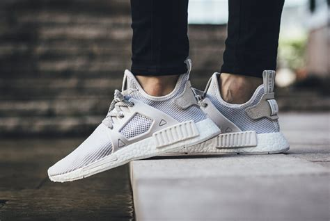 Adidas Nmd R2 Primeknit Bred White Premium Original 1 the adidas nmd xr1 is pristine in vintage white