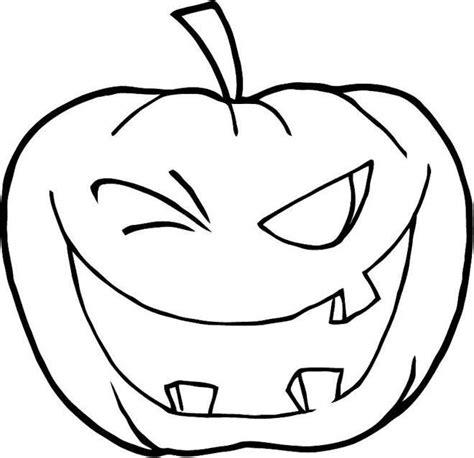 Dibujos De Calabazas Para Halloween | dibujos para colorear de calabazas de halloween 2014