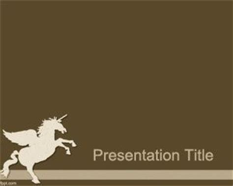 powerpoint templates free download horse mythology powerpoint template free powerpoint templates