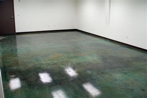 Stained Concrete Floors  Stamped Artistry Houston, TX