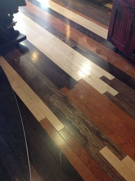 Multi Color Wood Floor by The World S Catalog Of Ideas