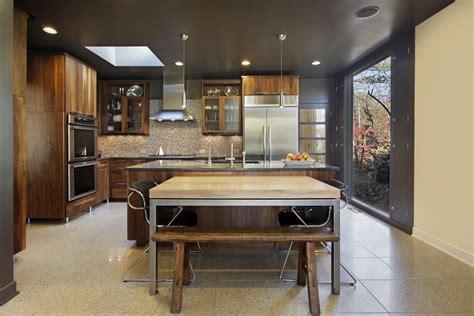 2 level kitchen island 124 pure luxury kitchen designs part 2