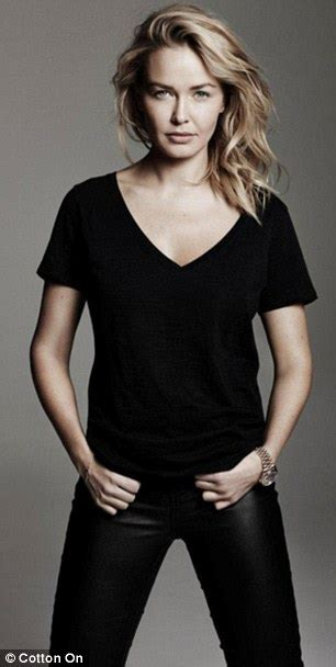 The One Make Up Series lara bingle pays homage to surfer roots in cotton on