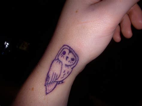 owl tattoo tattoos gallery