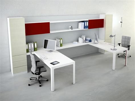 Wall Modular Bookcase For Modern Office Idfdesign Modular Desk Systems Home Office