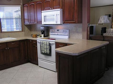 mobile home kitchen flickr photo