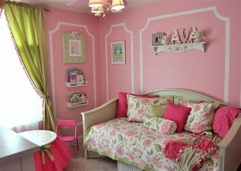 Little Girls Bedroom Ideas by 15 Adorable Pink And Green Bedroom Designs For Girls Rilane