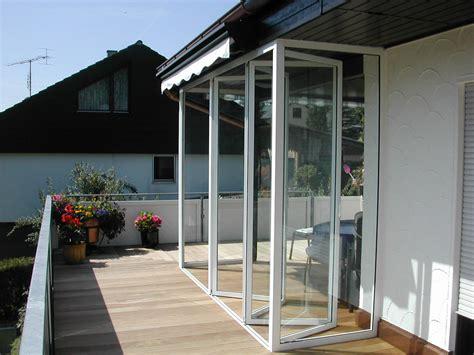 abtrennung terrasse balkon regenschutz affordable sunflex sf fr terrasse und