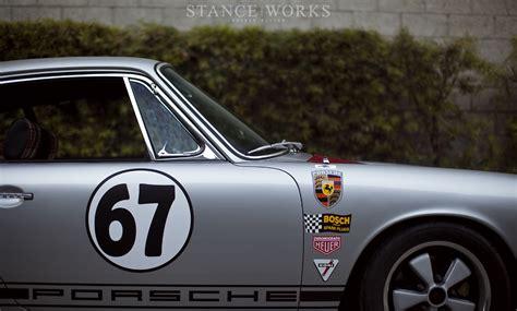 Porsche Decals by Stance Works Magnus Walker S 67s