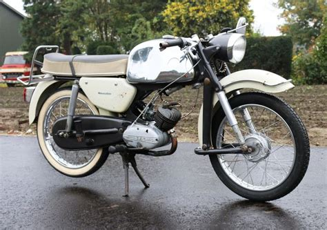 Sachs Motor K50 by Hercules K50 5 2ps Five Speed With German Papers And