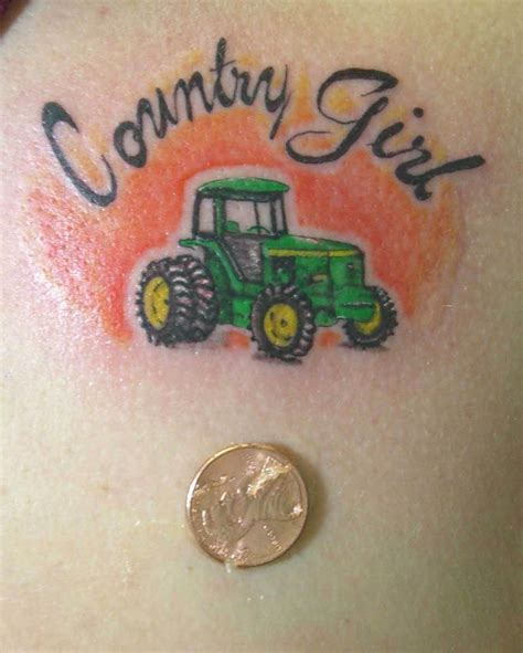 tractor tattoos 17 best images about ideas on