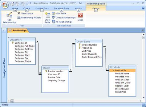 access relationship diagram ms office access vb 6 visual studio net sonic activex
