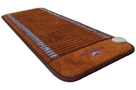 Infrared Heat Mat - the 5 best far infrared healing mats ranked