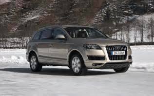 audi q7 2011 widescreen car picture 07 of 35