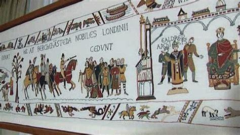 Qui A Fait La Tapisserie De Bayeux by Des Habitants D Aurigny Apportent La Touche Finale 224 La