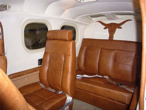 Upholstery Pictures by D Tech Air Custom Aircraft Interiors Preventative