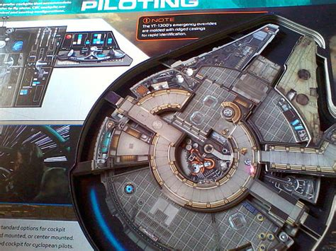 The Gifts Of Star Wars Books Hishgraphics Transitory Floor Deck Design Manual First Edition
