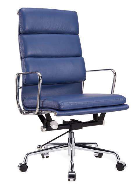 eames soft pad management chair ebay new eames premium replica high back soft pad management